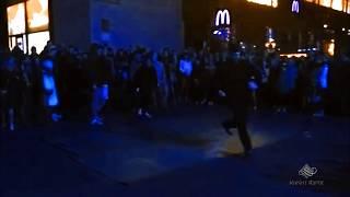 Удивительный танец на Крещатике (смотреть всем)