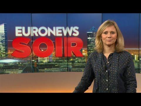 Euronews soir : l'actualité du 8 février