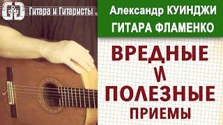 Испанская гитара фламенко. Урок 20. (Не Дидюля)
