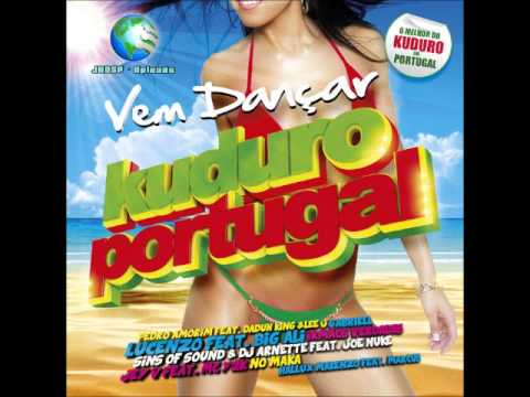Vem Dançar Kuduro Portugal (2013) (ÁLBUM COMPLETO)