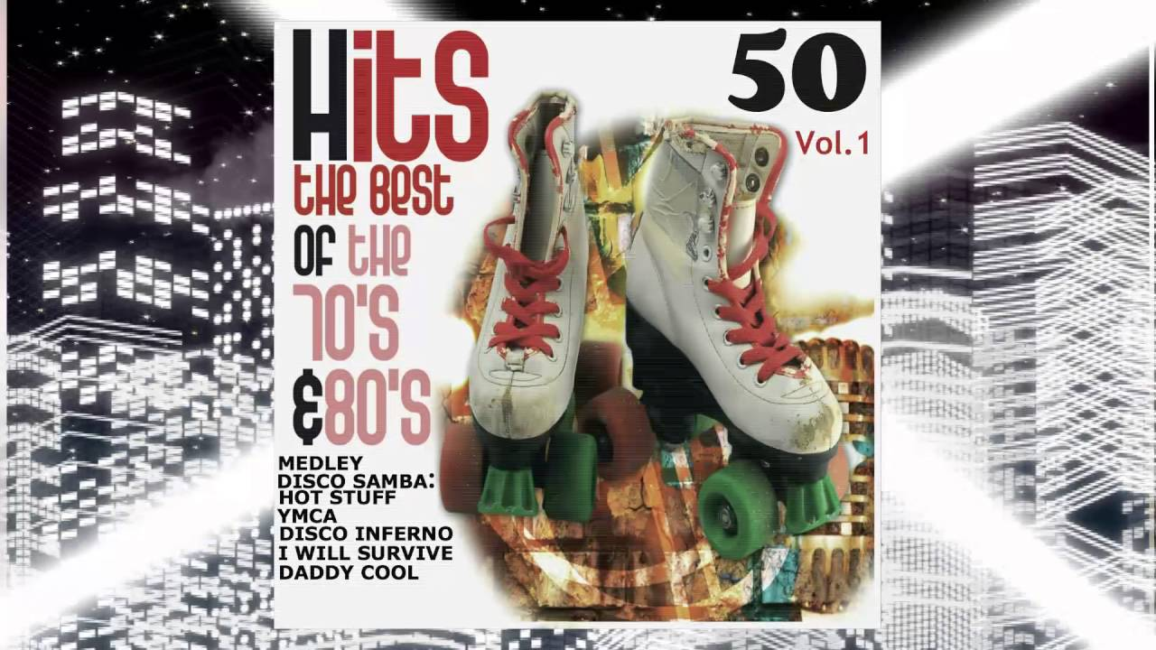 Hit Anni 70.Hits 50 The Best Of The 70 S And 80 S Vol 1 Pt 1 Le Piu Belle Canzoni Anni 70 E 80