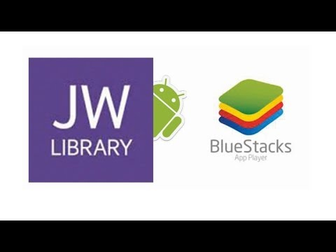 Install JW Library On PC And Mac Using Bluestacks