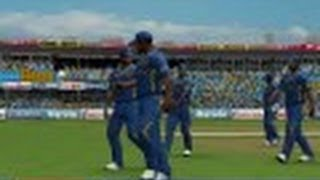 Gameplay: Pakistan vs Sri Lanka Arise Asia Cup Final Highlights ea cricket 8th March 2014
