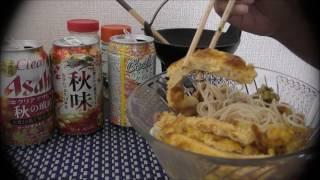 ぶっかけ温麺(うーめん)