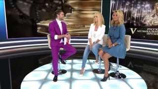 Валерия и Анна Шульгина в передаче Стол заказов на RU.TV