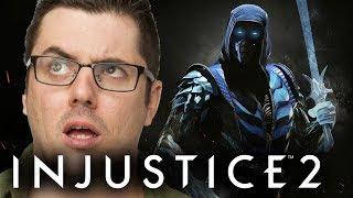 Sub-Zero Costumes, Ending, and Gameplay - Injustice 2