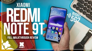 Redmi Note 9T 5G - Full Walkthrough Review [Xiaomify]