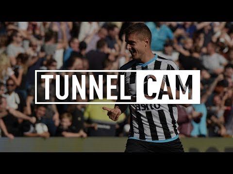 Heracles Almelo - Vitesse 1-1 | 15-10-2017 | Tunnel Cam
