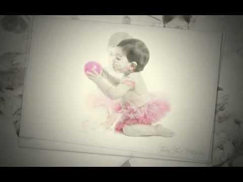 Fotografías de bebes Mari Fer primer año