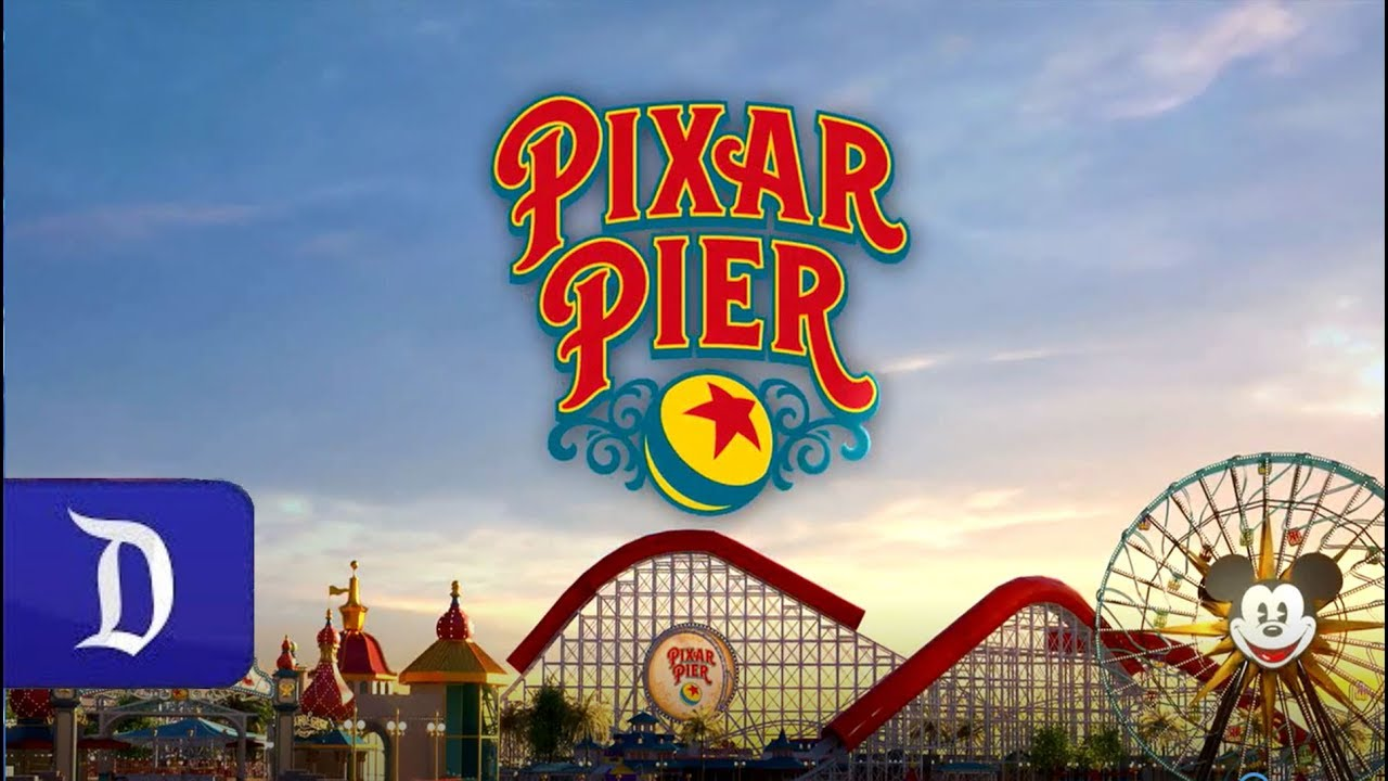 First Guests Experience Pixar Pier at Disney California Adventure Park