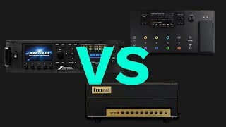 Axe-Fx III Friedman vs Helix Friedman