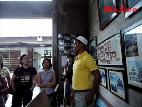 "Funny Tourist Guide- ""The Ruins""  Talisay Bacolod  City Philippines"