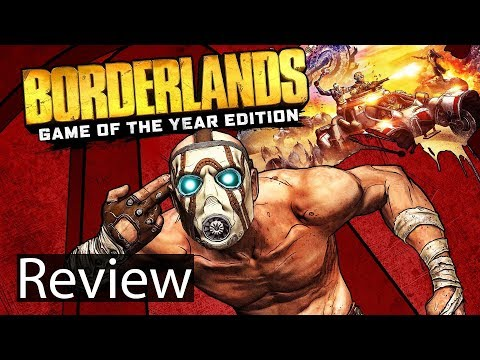 Borderlands Game Of The Year Edition Xbox One X Gameplay Review