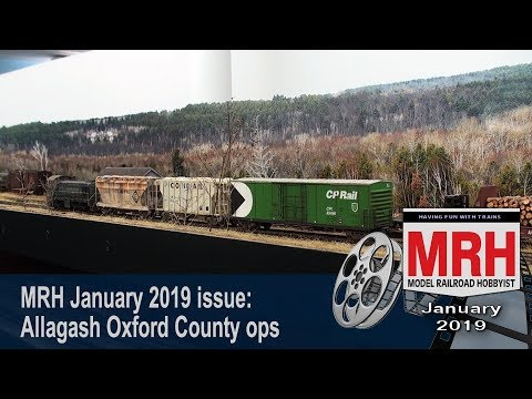 Mike Confalone's Allagash Oxford Branch ops sampler | January 2019 MRH