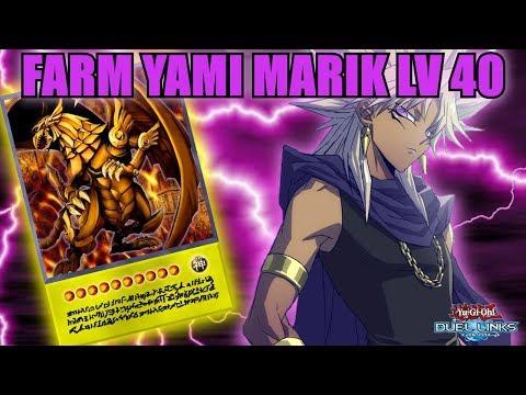 Download Youtube: FARM YAMI MARIK LVL 40 8K+ (DUAS VERSÕES) - YU GI OH! DUEL LINKS