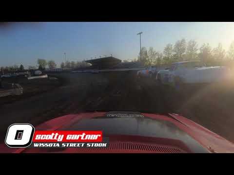 May 25th Street Stock Heat Race - Jamestown Speedway