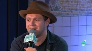 Niall Horan: I Forgot The Lyrics To 'Slow Hands' On The Ellen Show Mp3