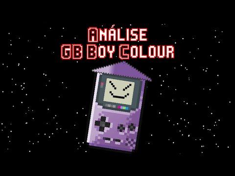 Análise GB Boy Colour - O clone de Game Boy Color Que Surpreende