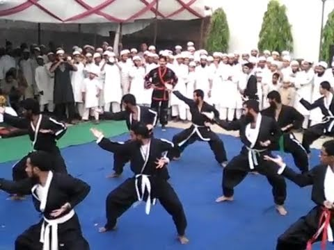 Martial arts in (darul uloom) deoband/ behind the education in deoband,/allinmch