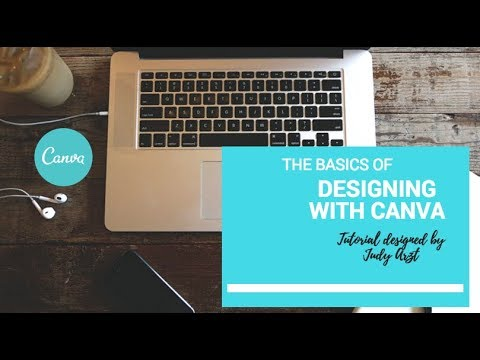 Designing Graphics & Presentations with Canva