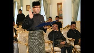 BN men boycott swearing in of Perlis MB