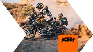 KTM PowerParts - Featuring the KTM 390 ADVENTURE   KTM