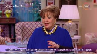 السفيرة عزيزة - الإعلامية / سناء منصور ... سعيدة لإن مازال لدينا 4 وزيرات في التعديل الوزاري الجديد