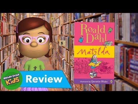 Matilda Book Review S5 E22