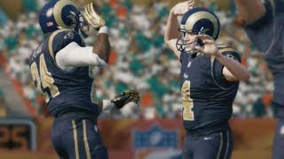 Madden 13 - Madden Live Moments: Week 6 - Rookie Mistakes