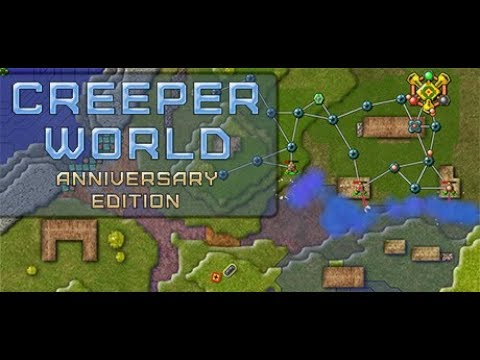 Creeper World: Anniversary Edition | Ep 1 Take a look! | Let's play