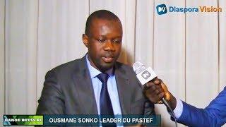 """OUSMANE SONKO : """"la jeunesse sénégalaise doit prendre ses résponsabiltés"""""""