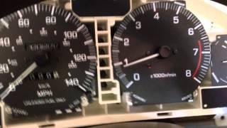 97 Tachometer problem seems fixed