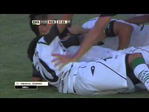 Goles para ganar: Reviví las conquistas de la victoria del Verdinegro ante Newells