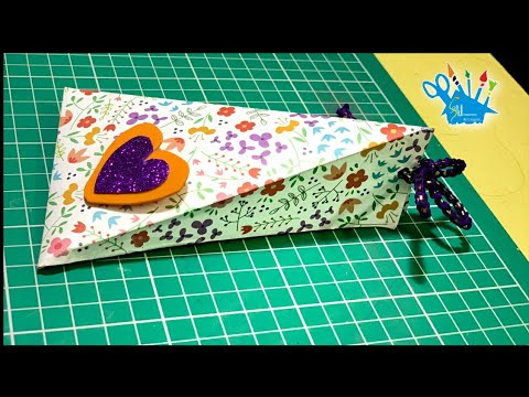 DIY Gift Box Ideas | How To Make Gift Box | Origami Gift Box