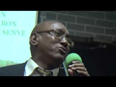 Radio tele shalom Haitian pastor preaching