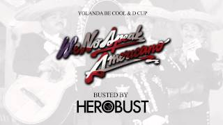 Yolanda Be Cool & DCup - We No Speak Americano DUBSTEP (By HeRobust)