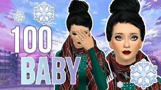 let s play the sims 4 100 baby challenge episode 43 family is too dang big