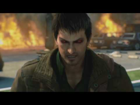 Resident Evil Damnation 2012 Tyrant Scene Part 3 Youtube