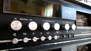 Обзор ретро аудиотехники