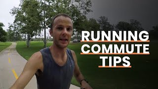 Running Commute Tips to Get Started