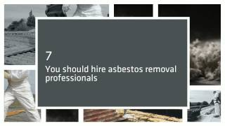 10 Facts About Asbestos