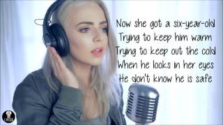 Clean Bandit - Rockabye ft. (Sean Paul & Anne Marie) // Madilyn Bailey cover [Full HD] LYRICS