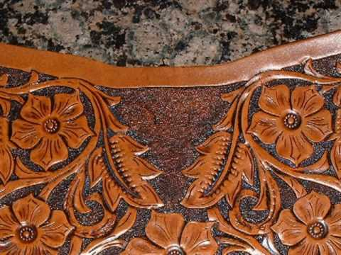 Fort Worth Leather–The Making of a Leather Purse