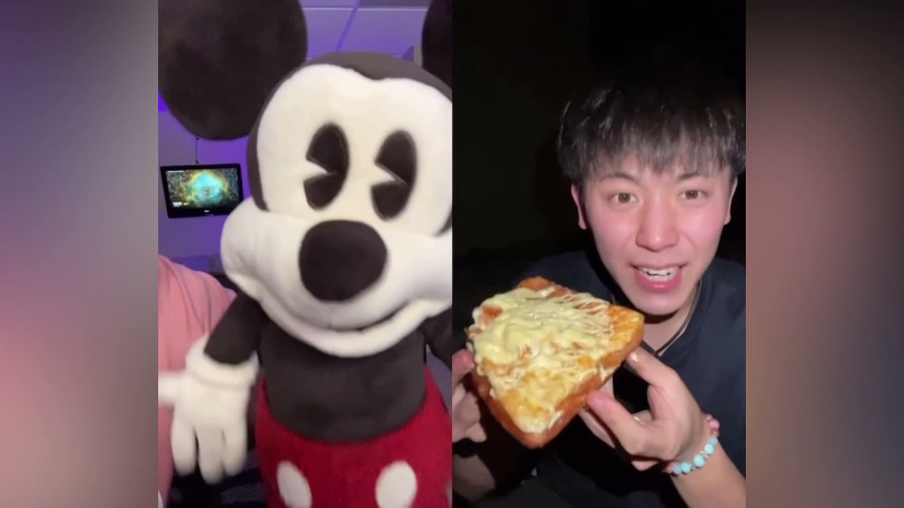 Download Mickey Mouse REACTS on Tiktok Compilation Part 6 (@HassanKhadair)