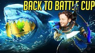 Battle Cup Speedrun - Becoming Bulldog with Bubu Charlie - Game 1