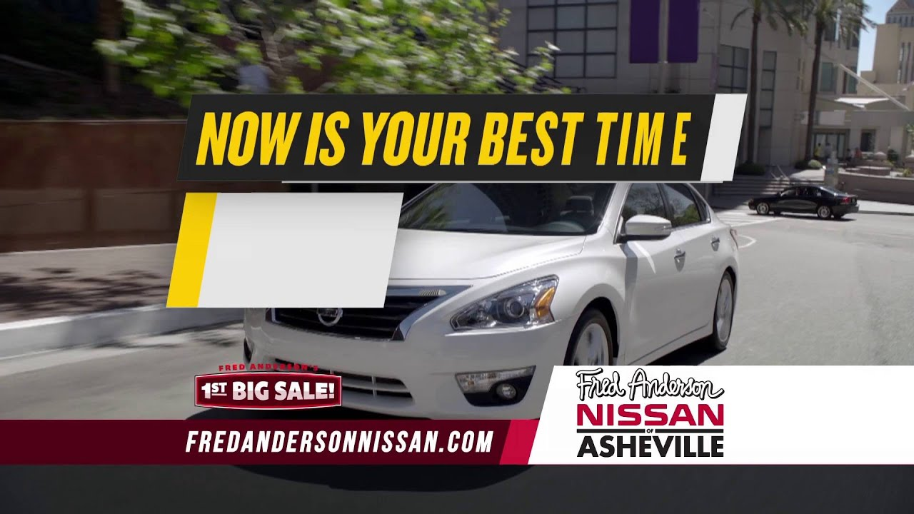 Fred anderson Nissan | 2019-2020 New Car Specs
