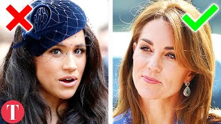 Strict Rules Royal Women Follow To Look Perfect In Pictures