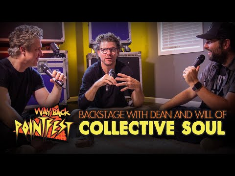 COLLECTIVE SOUL on taking tequila shots with Sammy Hagar, 25 years and counting [WayBack Pointfest]