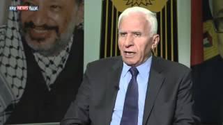 الأحمد: سنواجه القوى التي تحاول تشوية صورة الفلسطينيين