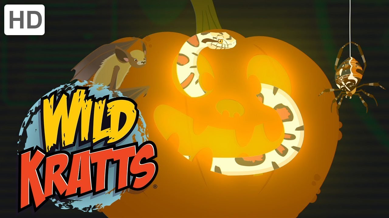 Wild Kratts Halloween 2020 Wild Kratts 🎃 Creepy Cool Creatures of Halloween! 🕷️ Videos for